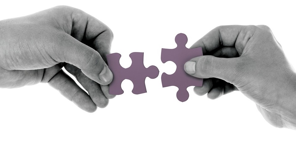 Can we help you connect the pieces?